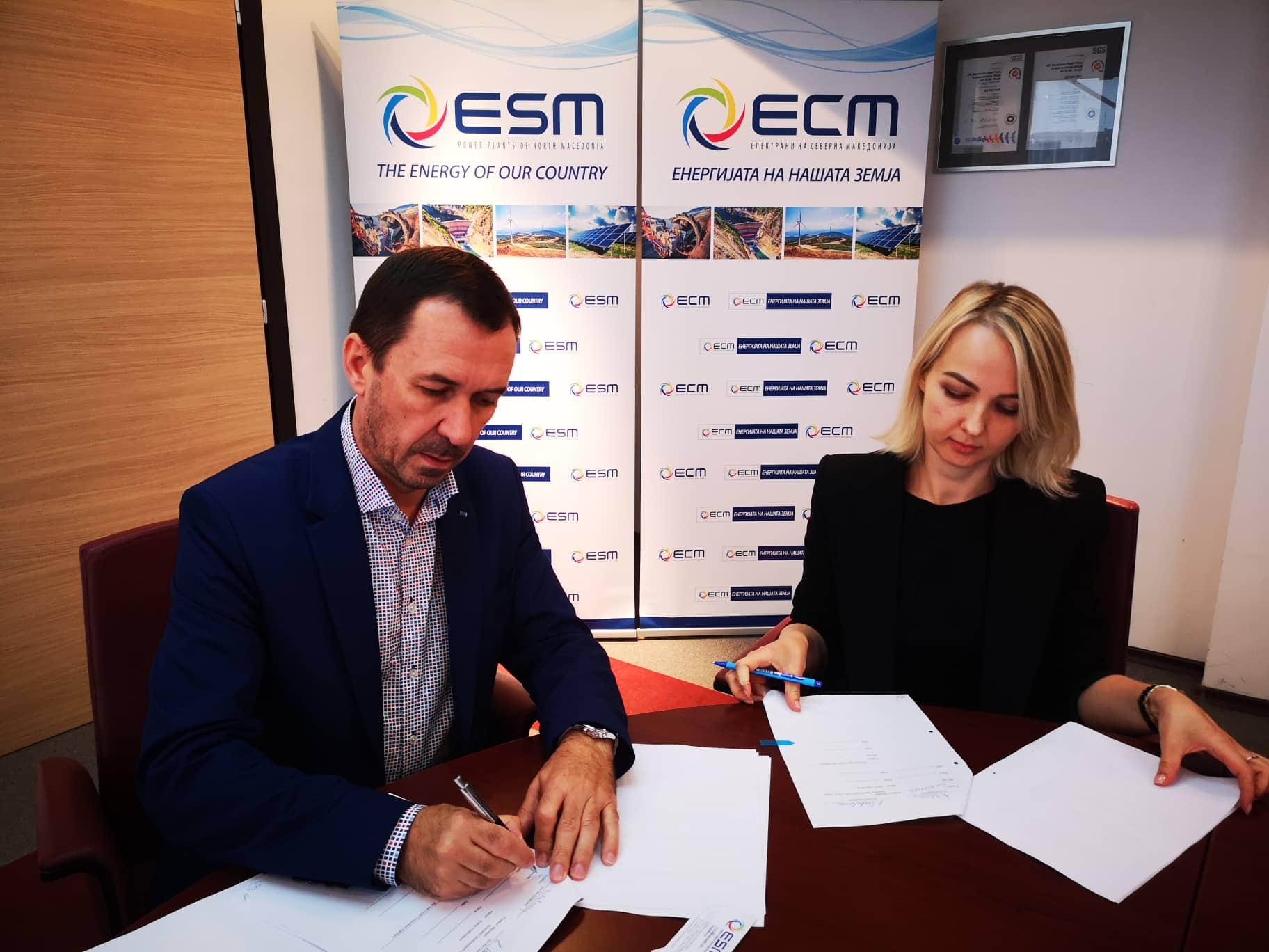Потпишани два договори поврзани со реализацијата на втората фаза од Паркот на ветерни електрани Богданци