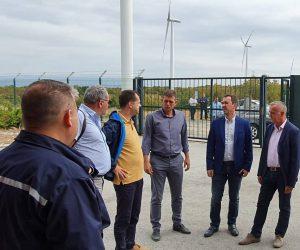 """АД ЕСМ ги проширува ветерниците, ВП ,,Богданци"""" во јануари произведe двојно повеќе од планот"""