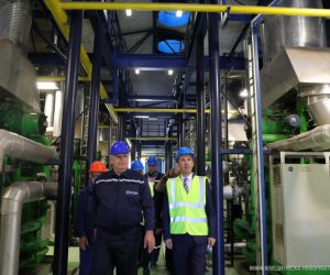 """Новата когенеративна гасна електрана на АД ЕСМ ,,КОГЕЛ"""" со значаен удел во електроенергетскиот систем"""