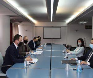 Средба Бочварски-Ковачевски, забрзана динамика за реализација на проектите на АД ЕСМ