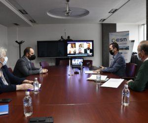 Техничка поддршка од УСАИД преку изготвување програма за модернизација на АД ЕСМ