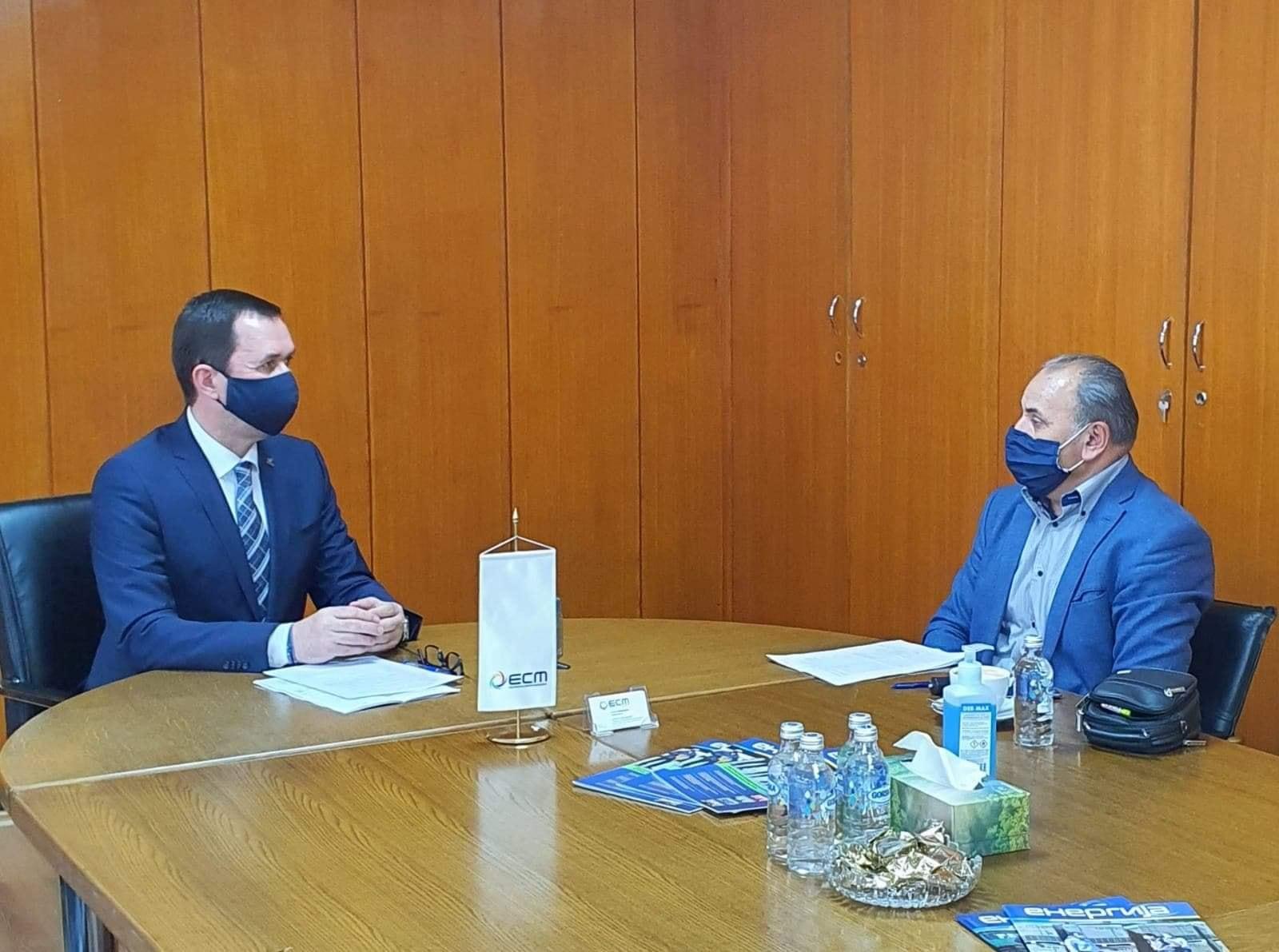 Радио интервју на директорот Ковачевски