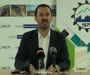 (Македонски) КОВАЧЕВСКИ: АД ЕСМ ЌЕ ГО ЗГОЛЕМИ ПРОИЗВОДСТВОТО НА ЕЛЕКТРИЧНА ЕНЕРГИЈА